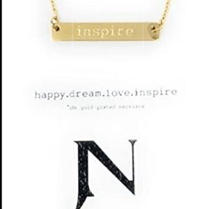 Jook and Nona X JN Tag Necklace